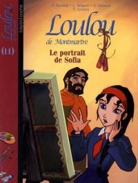 Loulou de Montmartre, Tome 11 : Le portrait de Sofia