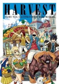 Fairy Tail - Harvest: Fairy Tail Illustrations 2