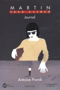 Martin sexe faible Journal