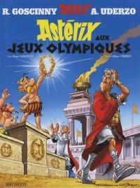 Astérix, Tome 12 : Astérix aux Jeux Olympiques