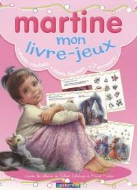 Martine mon livre-jeux