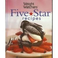 Weight Wachers Five Star Recipes