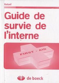 Guide de survie de l'interne et du clinicien de poche