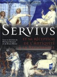Servius et sa réception de l'Antiquité à la Renaissance