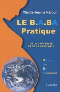 Le B. A. BA pratique de la grossesse et de la naissance : Bienvenue Au Bébé Accompagné