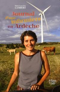 Journal d'une infirmière en Ardèche