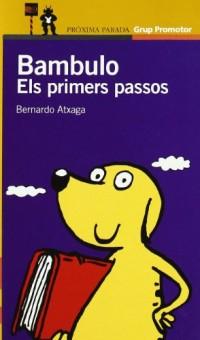 BAMBULO ELS PRIMERS PASSOS CATALAN