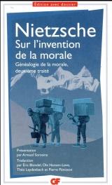 Sur l'invention de la morale : Généalogie de la morale, deuxième traité [Poche]