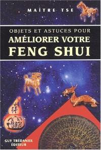 Objets et astuces pour améliorer votre feng shui