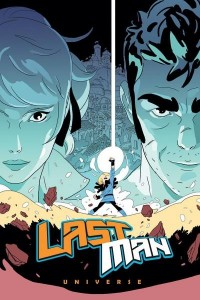 Artbook Lastman
