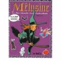 Mélusine : Le plus chouette livre d'autocollants