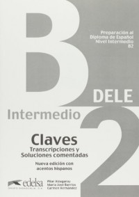 Preparacion Dele B2 Intermedio Claves