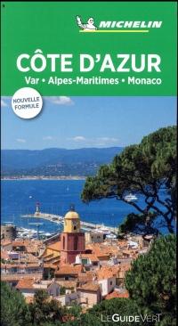 Guide Vert Côte-d'Azur