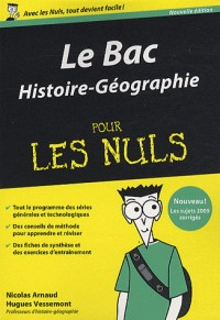 BAC HISTOIRE-GEOGRAPHIE 2010