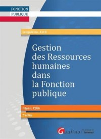 Gestion des ressources humaines dans la fonction publique
