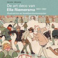 De art deco van Ella Riemersma / druk 1