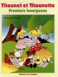 Titounet et Titounette, Tome 9 : Premiers bourgeons