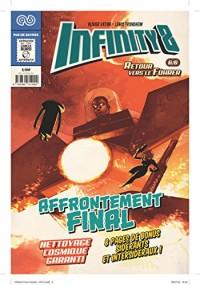 Infinity 8 comics n° 6