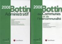 Bottin Administratif et Bottin des Communes et de l'Intercommunalité : Coffret en 2 volumes (2Cédérom) (ancienne édition)