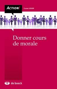 Pour une didactique de l'éthique et de la citoyenneté : Développer le sens moral et l'esprit critique des adolescents