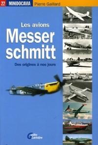 Les avions Messerschmitt