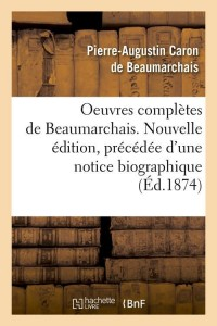 Oeuvres Completes  ed 1874