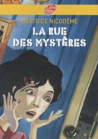 La rue des mystères