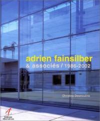 Adrien Fainsilber & associés, 1986-2002