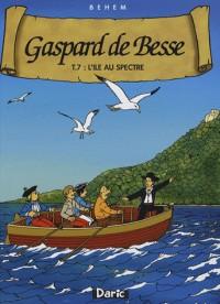 Gaspard de Besse, Tome 7 : L'île au spectre