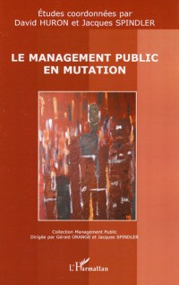 Le management public en mutation