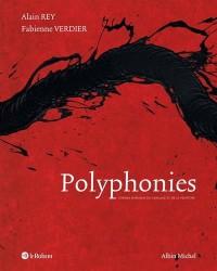 Polyphonies: Formes sensibles du langage et de la peinture