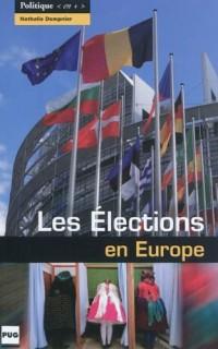 Elections en Europe (les)