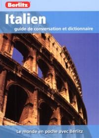 Italien Guide de Conversation et Dictionnaire