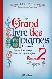 Grand livre des énigmes 2