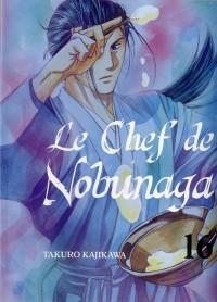 Le Chef de Nobunaga - Tome 16