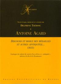 Discours et roole des médailles et autres aintiquitez... (1611)
