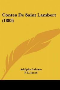 Contes de Saint Lambert (1883)