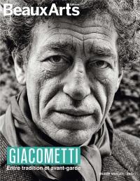 Giacometti entre classicisme et avant-garde