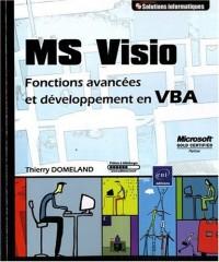 MS Visio - Fonctions avancées et développement en VBA