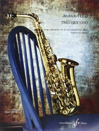 Trio Giocoso - Cl. en Sib Ou Sax Alto, Basson et Piano