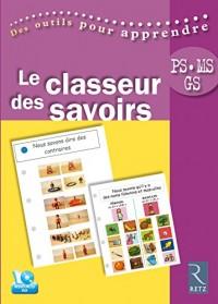Le classeur des savoirs (+ CD-ROM)