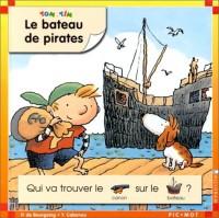 Le bateau de pirates