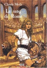 Vinka, tome 3 : Le Sang de Rome