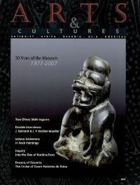 Arts et Cultures Volume 8