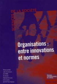 Organisations Entre Innovations et Normes