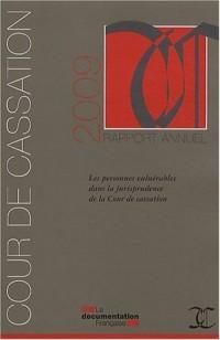 Rapport annuel 2009 - cour de cassation