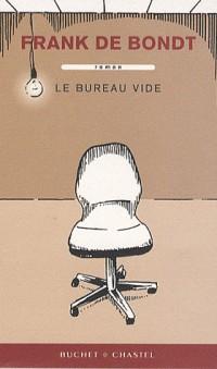 Le bureau vide