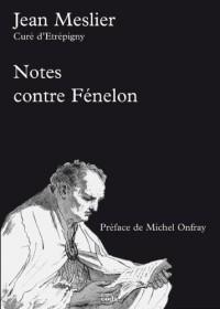 Notes contre Fénélon