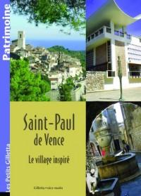 St Paul de Vence Village Insp.Patri