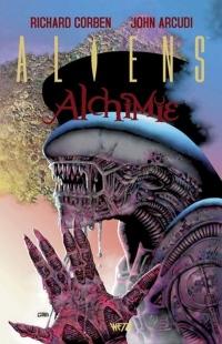 Aliens Alchimie - Ed. Dry
